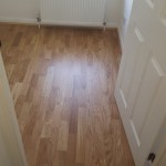 New Wooden flooring