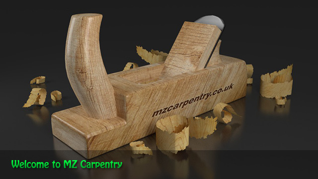 MZ Carpentry wood shaver.